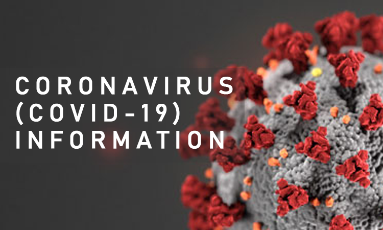 Coronavirus Information on Wedding Bookings